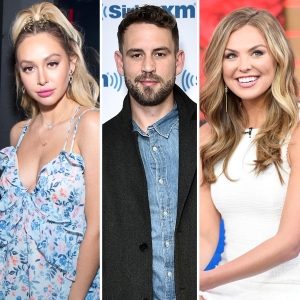Corinne Olympios Drags Nick Viall After Hannah Brown Drama