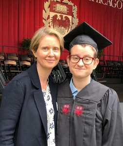 Cynthia Nixon Is 'Very Proud' of 22-Year-Old Transgender Son