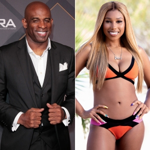 Deion Sanders' Daughter Won't Tell 'Paradise Hotel' Cast Who Her Dad Is