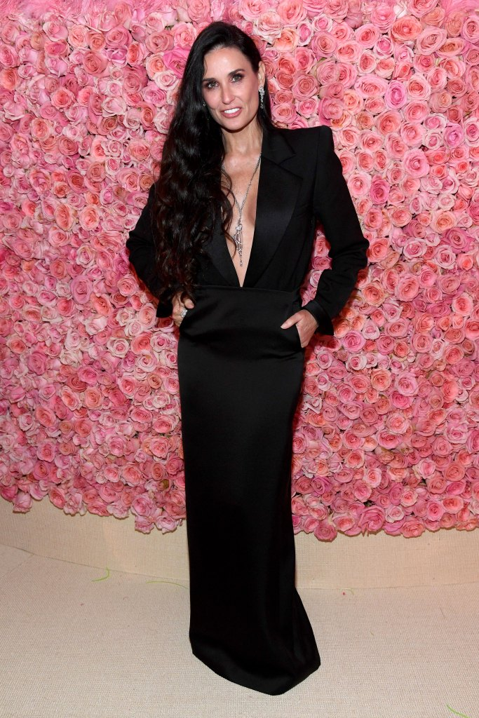 Demi Moore Didn't Work Out for 'Over 4 Years,' Makes Return With the Mirror The 2019 Met Gala