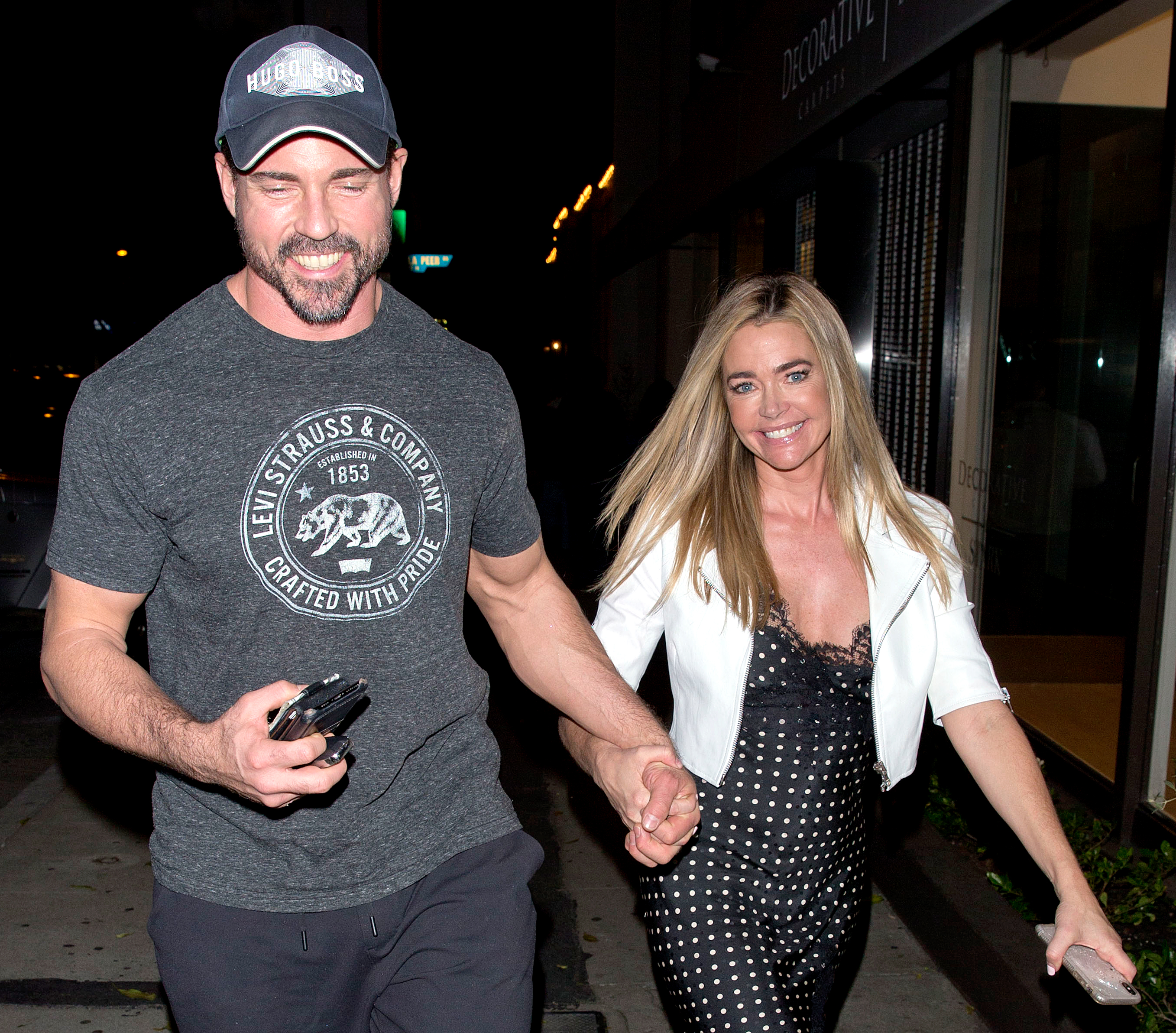 """Denise Richards Quotes About Husband Aaron Phypers - The Illinois native had even Erika Jayne fantasizing about the couple's bedroom antics when she opened up about how she met her future spouse on the February 19 episode of the series. """"So, I met him at his center doing DNA repair, anti-aging, and that sort of thing,"""" she explained."""