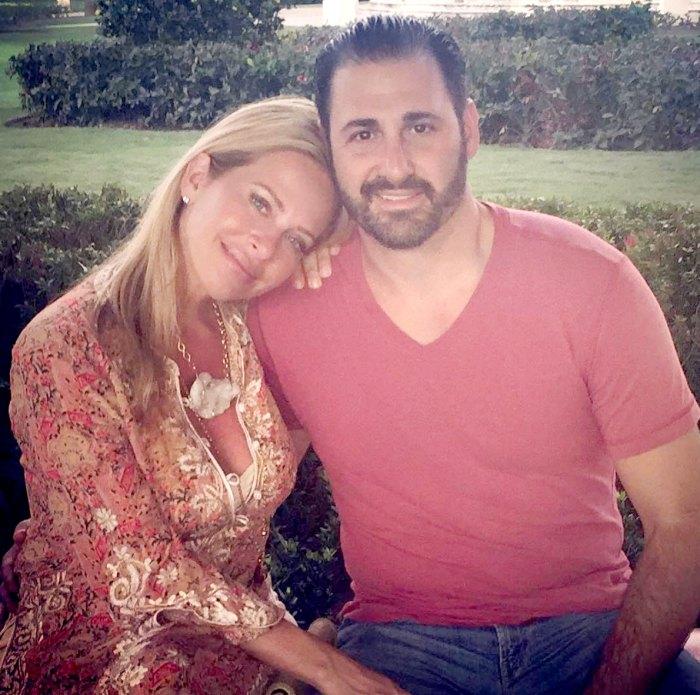 Dina-Manzo-marries-Dave-Cantin