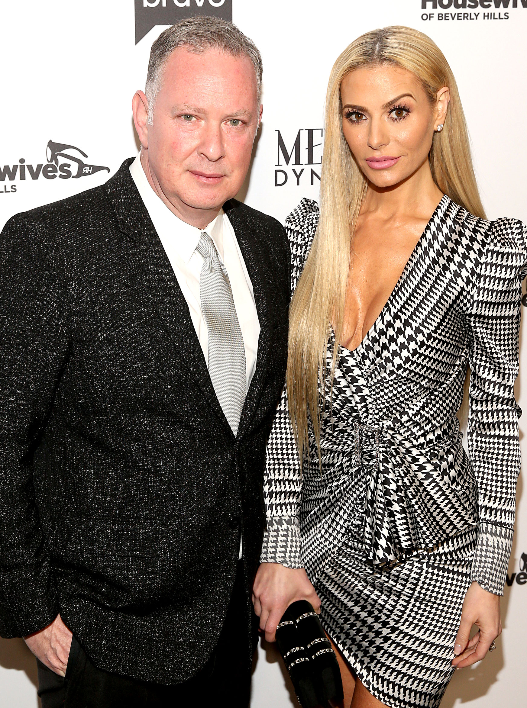 """Dorit Kemsley Husband Paul Kemsley Ordered Reveal Finances Lawsuit - Paul """"PK"""" Kemsley and Dorit Kemsley at """"The Real Housewives of Beverly Hills"""" and """"Mexican Dynasties"""" premiere party on February 12, 2019."""
