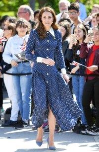 Duchess Kate Polka Dot Dress