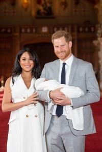 Duchess Meghan to Raise Archie With American Traditions