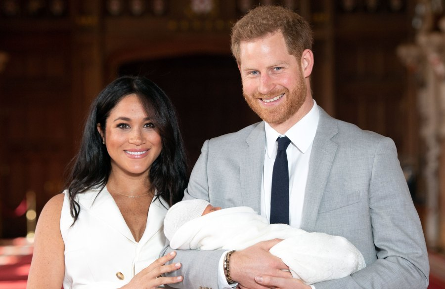 Duchess Meghan and Prince Harry Find Name Inspiration in a Boy They Met During New Zealand Trip