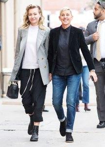 Ellen DeGeneres Reveals 'Important' Quality Wife Portia de Rossi