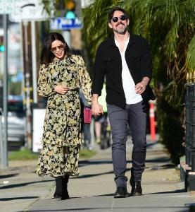 Emmanuelle Chriqui Loves Jenna Dewan's Boyfriend Steve Kazee