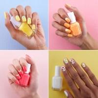 Essie x Olive & June Summer Nail Stickers