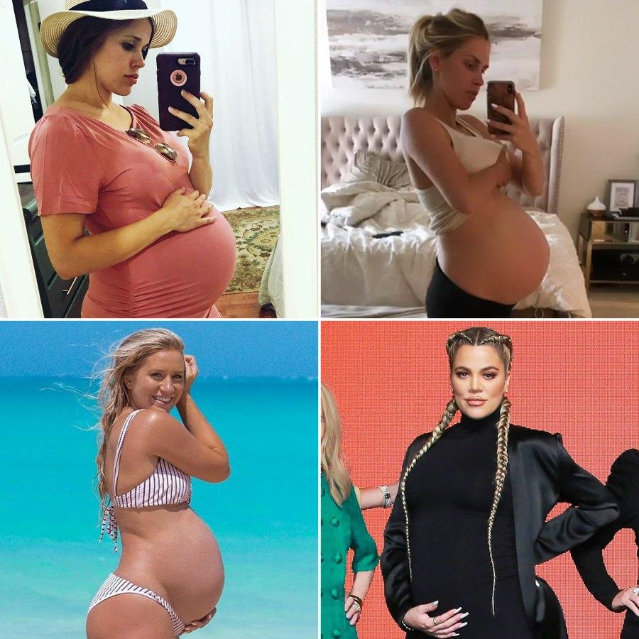 Famous Baby Bumps