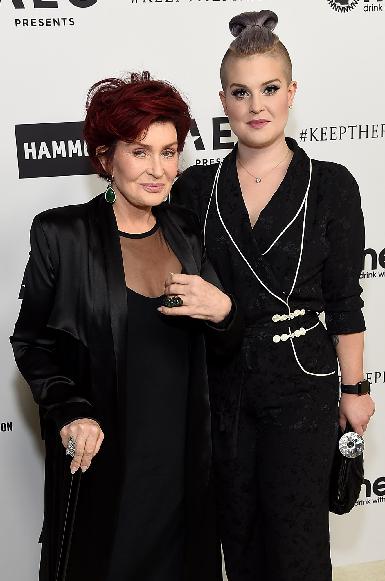 Famous Mother-Daughter Pairs - This mother-daughter pair won an Emmy in 2002 for their family's reality show, The Osbournes . They've both gone on to have thriving careers in television.