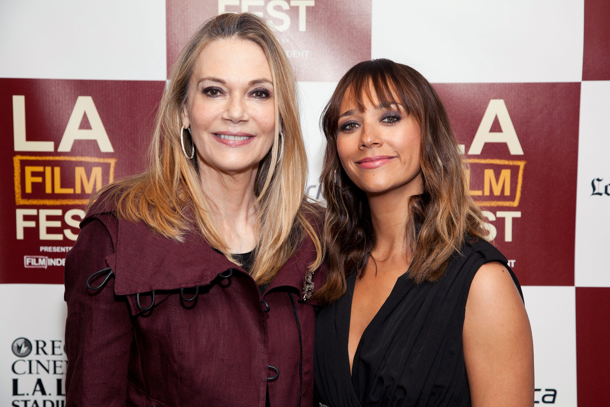 Famous Mother-Daughter Pairs - Lipton , who has thrived in the film, modeling and music industries, welcomed Rashida in 1974 with her then-husband Quincy Jones . Her daughter has kept her focus on television, starring in Parks and Recreation , producing Hot Girls Wanted and creating Grammy-winning documentary Quincy .