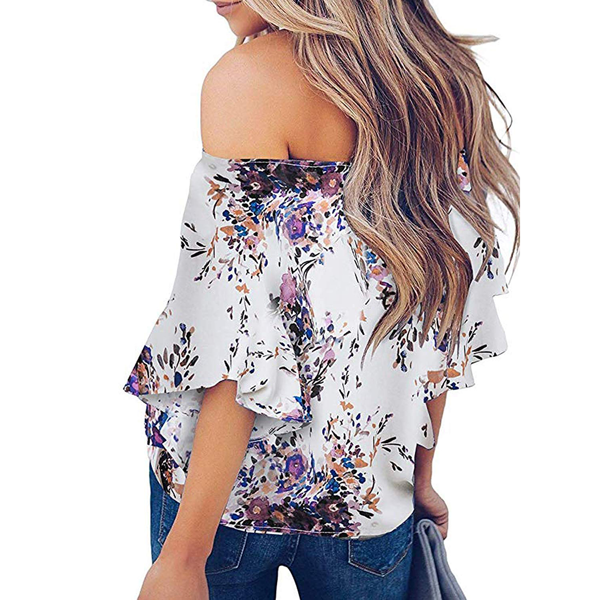 487a3c49160 We're Spending All Summer in This Top-Rated Off-the-Shoulder Top