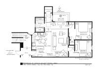 Friends-Monica-and-Rachel-blacklines-by-Fantasy-Floorplans