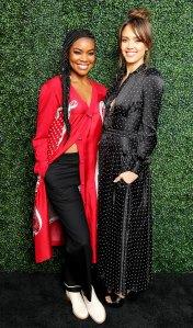 Gabrielle Union Playfully Trolls Jessica Alba Beef Jerky Habit