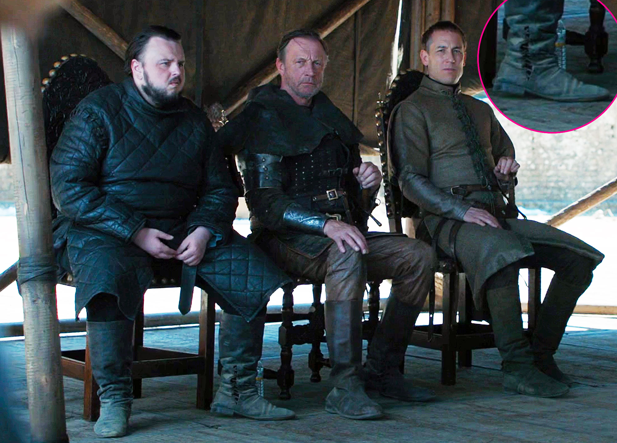 Game of Thrones Series Finale Water Bottle