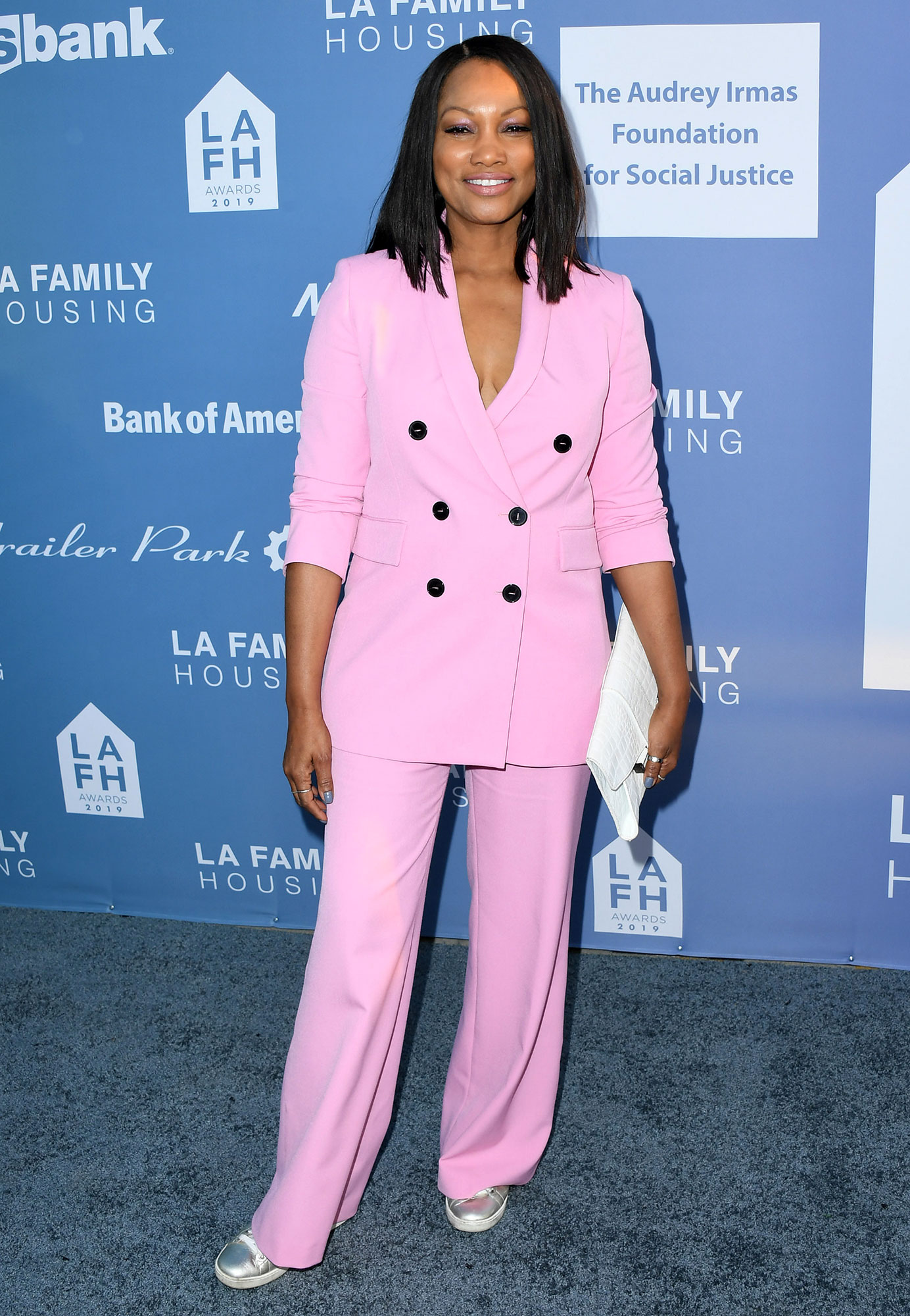 """Advice From Mothers Garcelle Beauvais - The actress confesses that, like all parents, she learned that not everything is sunshine and rainbows. """"It's never going to be perfect, but just love as much as you can,"""" she says."""
