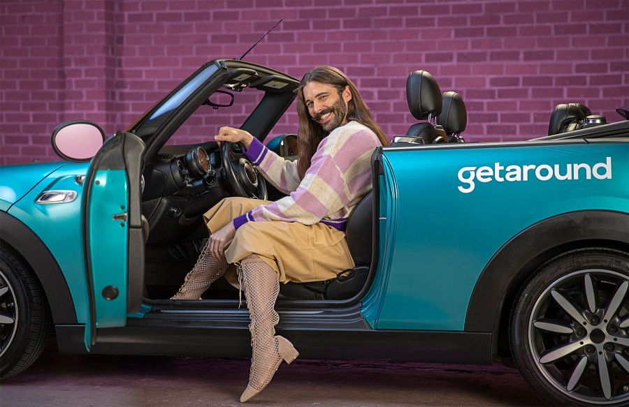 Jonathan Van Ness Reveals How to Get Convertible-Ready Hair This Summer