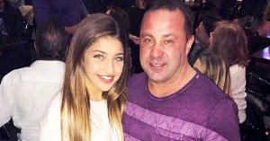 Gia Giudice Posts Photo in Her Prom Dress Amid Father Joe Giudice's Deporation Battle