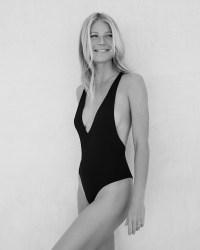 Gwyneth Paltrow New Goop Swimwear