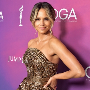Halle Berry Finally Explains What That Giant Back Vine Tattoo Was All About
