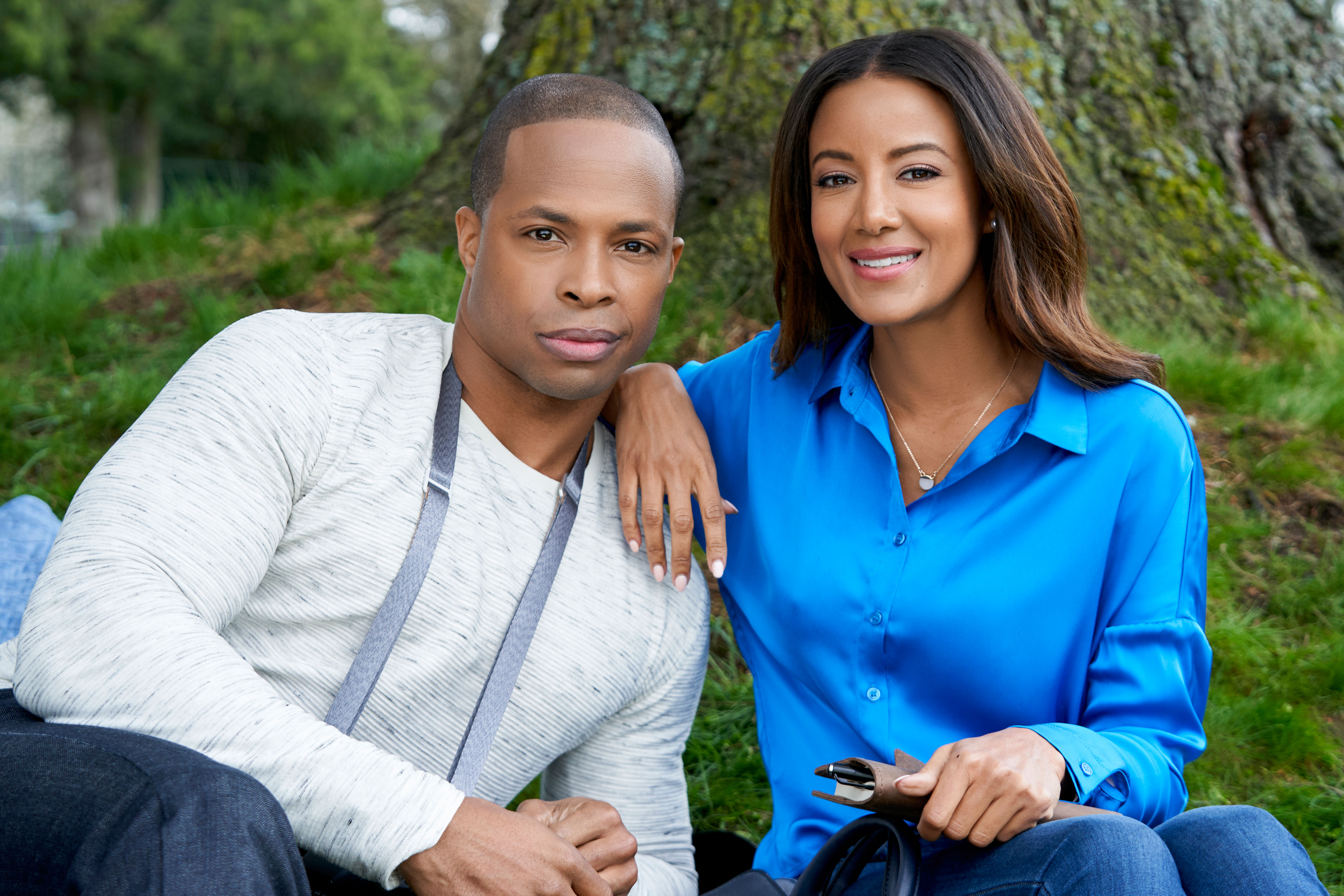 Heather Hemmens, Cornelius Smith, Jr. Hallmark Announces June Weddings Lineup 'LOVE, TAKE TWO - Roswell: New Mexico 's Heather Hemmens plays reality TV executive producer Lily Bellenger, who returns to her college town to film a wedding episode for three couples.