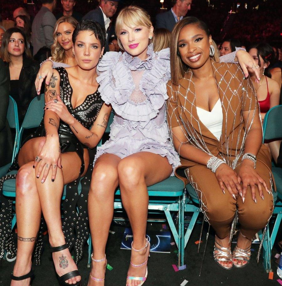 Billboard Music Awards 2019 What You Didnt See Halsey Taylor Swift Jennifer Hudson