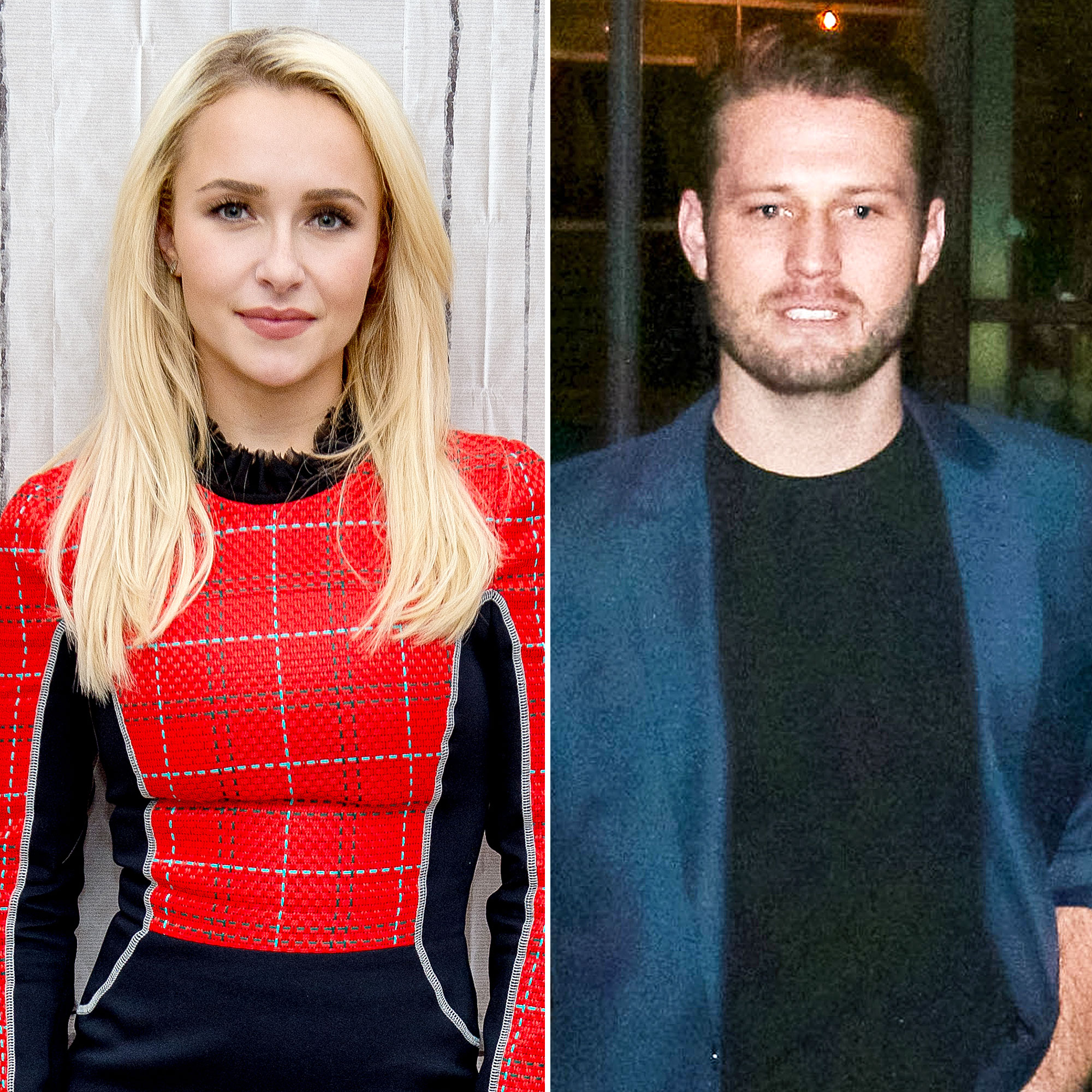 Hayden Panettiere Boyfriend Brian Hickerson Arrested Domestic Violence