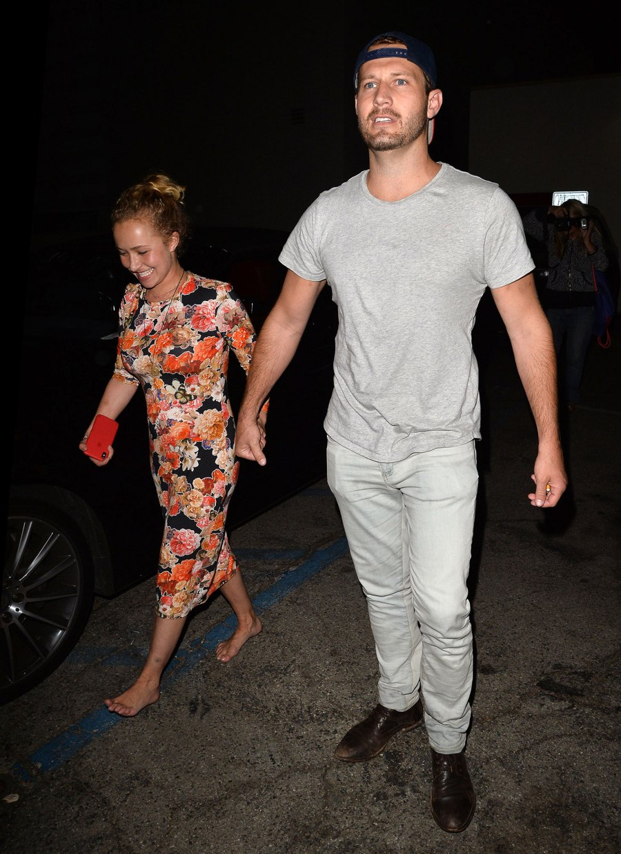 Hayden Panettiere and Brian Hickerson Tumultuous Relationship Getting Serious