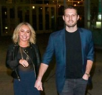 Hayden Panettiere and Brian Hickerson Tumultuous Relationship Says she wants to marry Brian