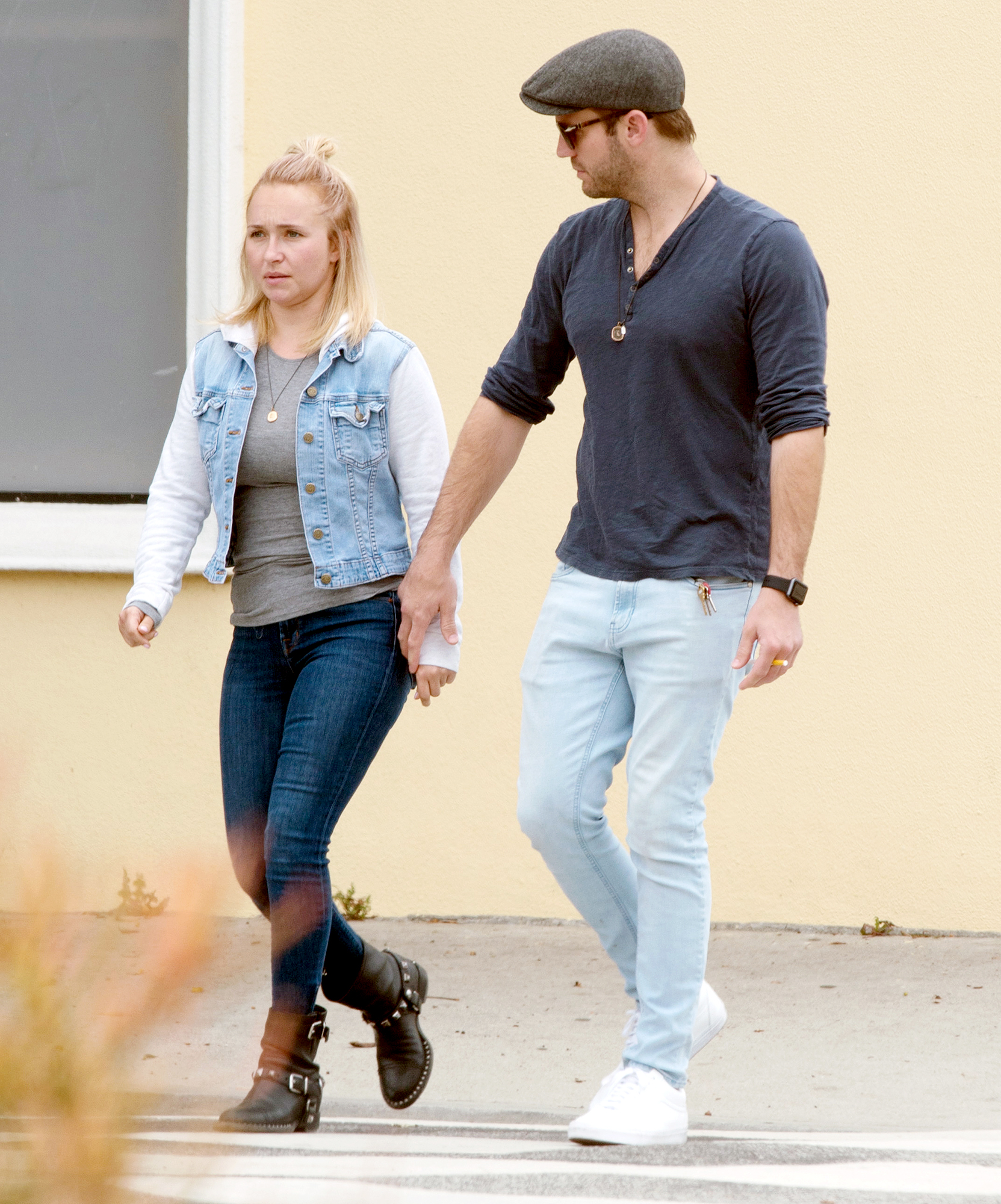 Hayden-Panettiere-and-Brian-Hickerson-reemerge-post-arrest