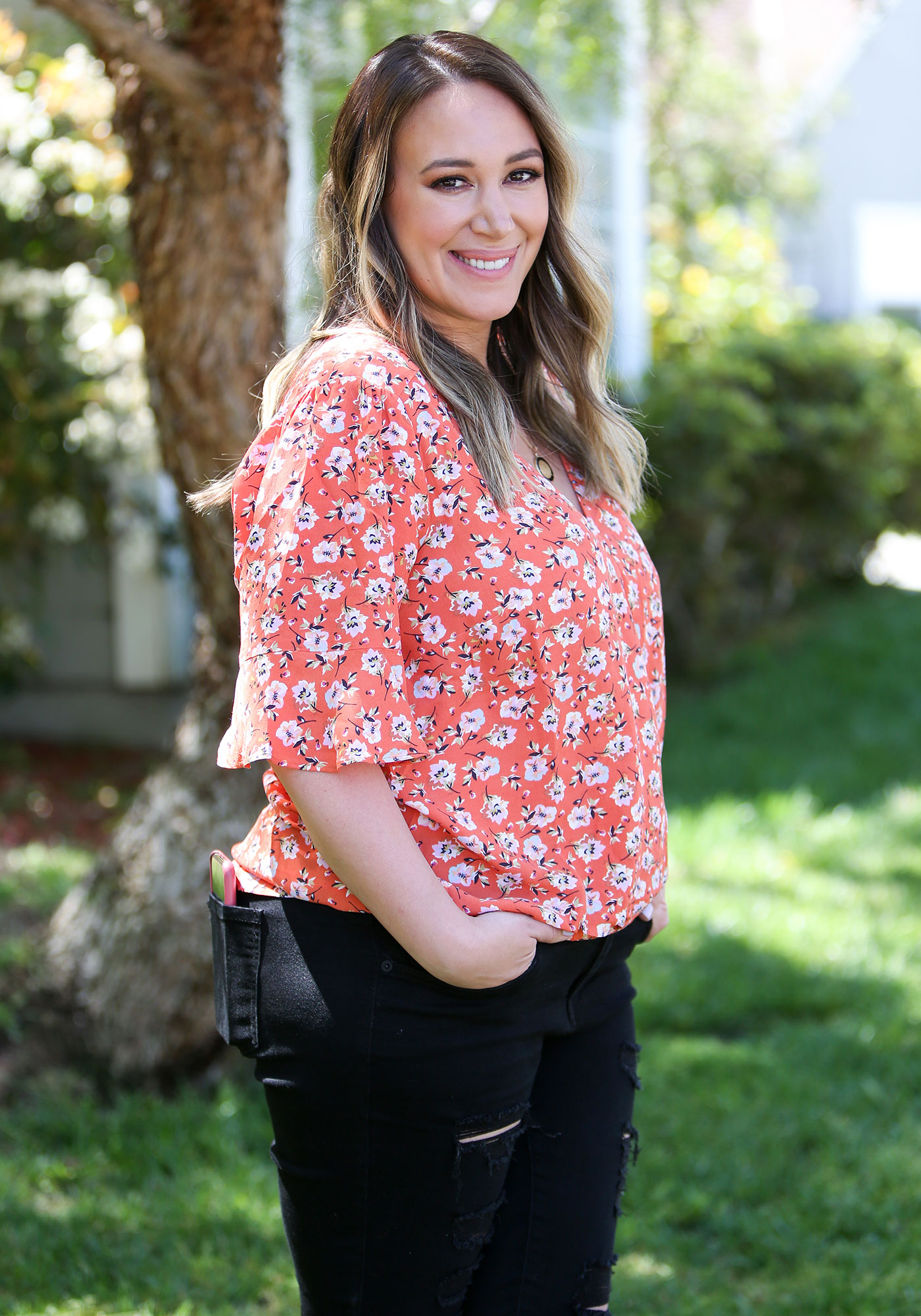 """Advice From Mothers Haylie Duff - Duff has gotten """"a lot of good advice"""" from her mom, but one point stands out. """"When it comes to parenting and the pressure that we put on ourselves, especially with two kids, it can get overwhelming,"""" she tells Us ."""