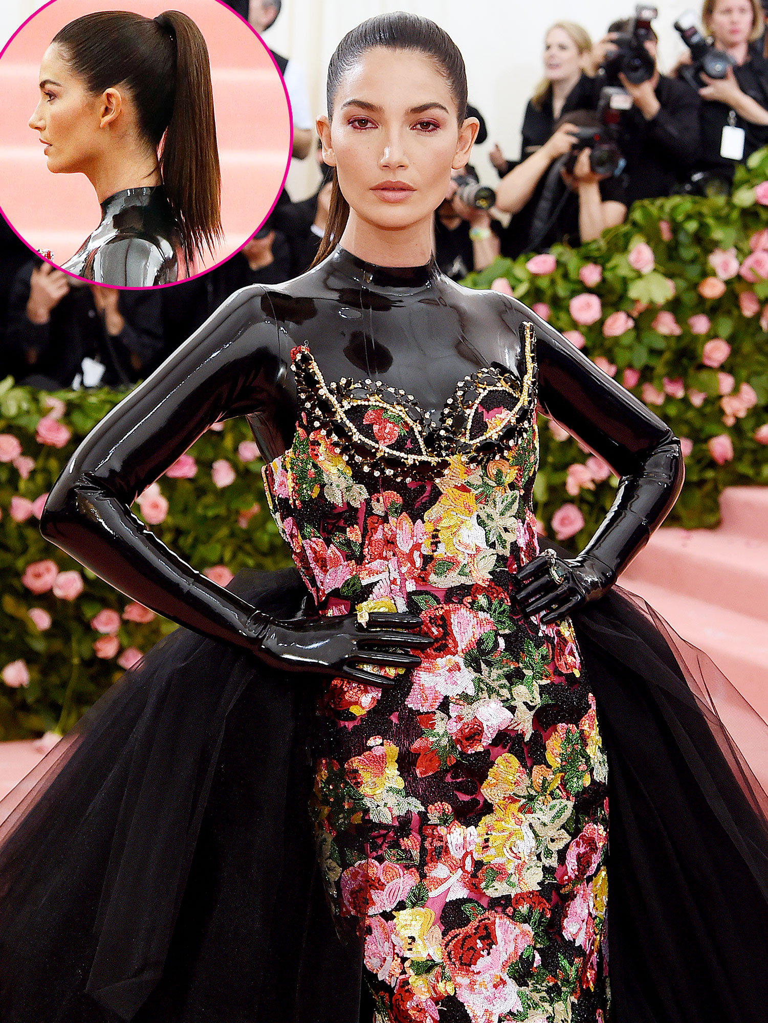 How To Get Lily Aldridge Met Gala 2019 Hair