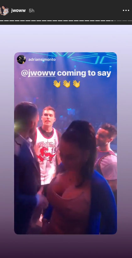 JWoww and Her BF Make Red Carpet Debut in Vegas, Party at Nightclubs - The couple appeared to have a blast dancing around the nightclub together.