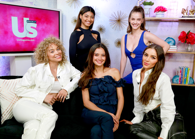 Jasmine-Sanders,-Danielle-Herrington,-Kelsey-Merritt,-Barbara-Palvin-and-Olivia-Culpo