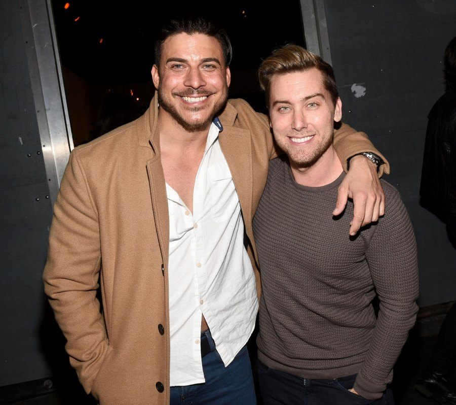 Jax Taylor and Lance Bass First Bachelor Party