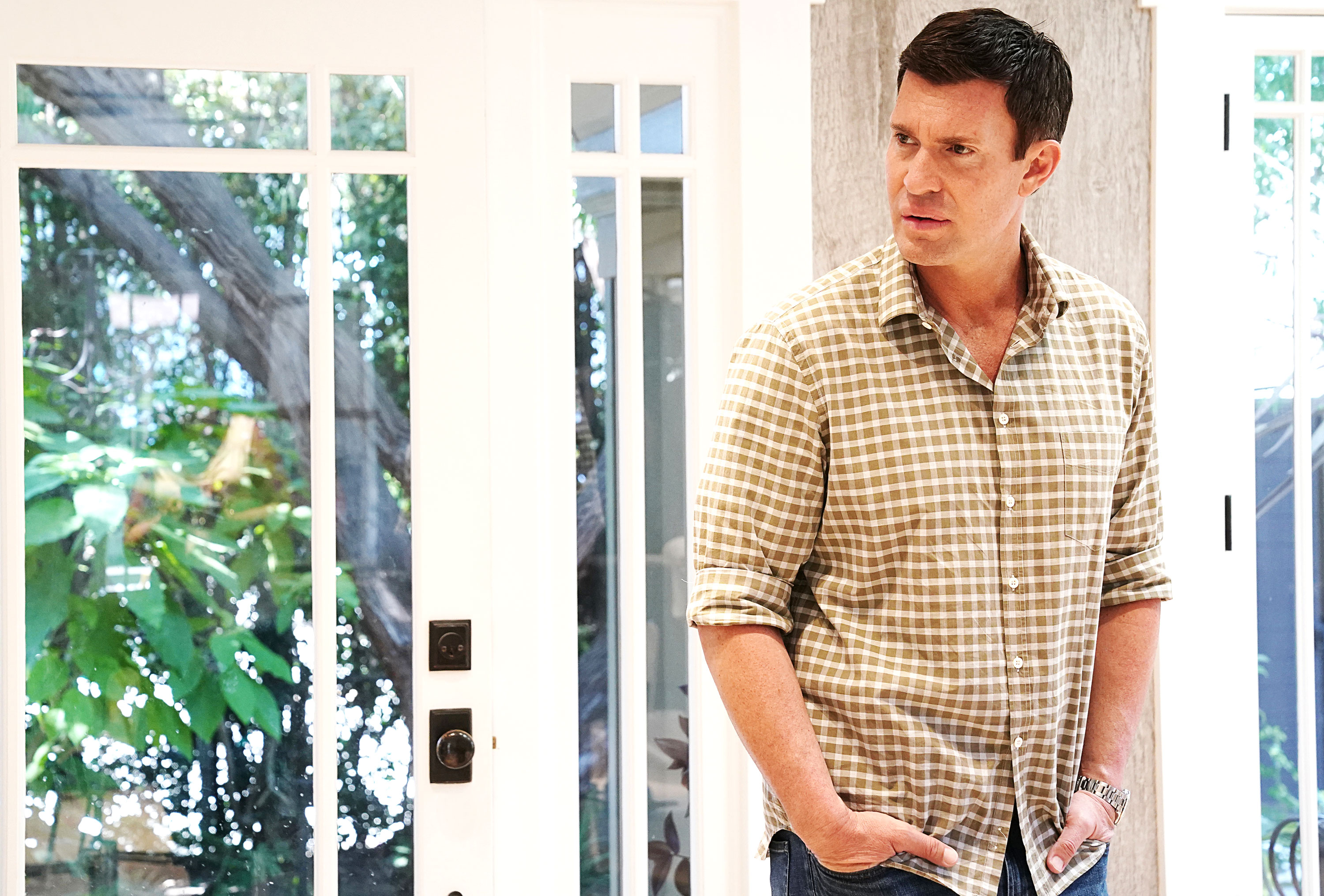 Jeff Lewis Discusses Visitation Schedule With Ex Gage Edwards - Jeff Lewis on Bravo's 'Flipping Out'.