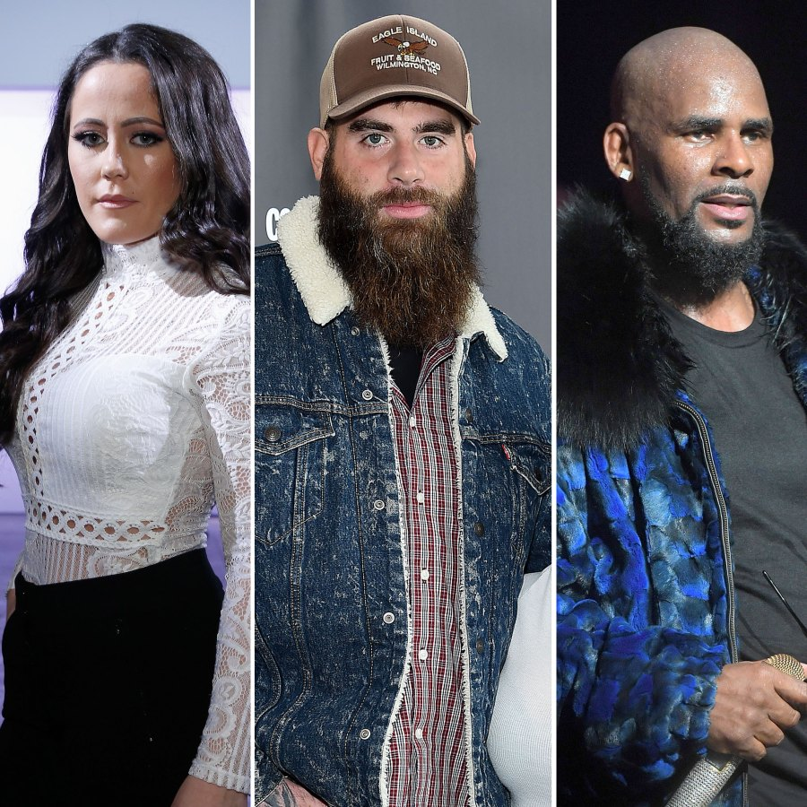 Jenelle Evans Compares David Eason to R Kelly
