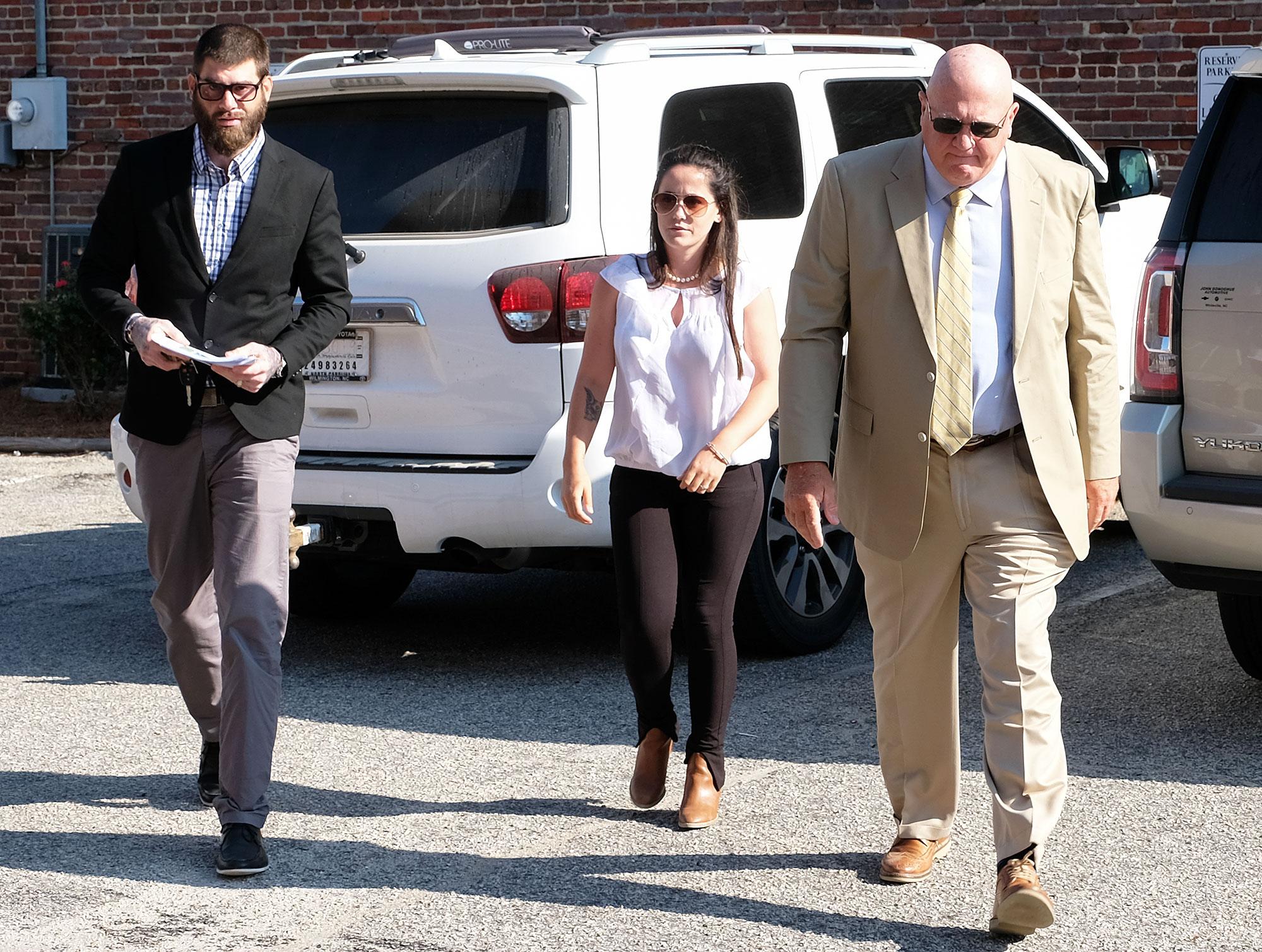 Jenelle Evans David Eason Custody Battle Ruling