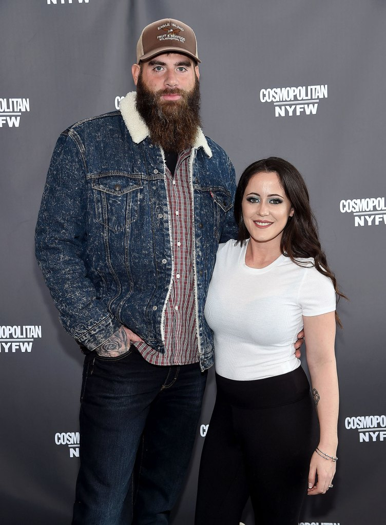 Jenelle Evans and David Eason Happiness Dog
