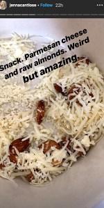 Jenna Jameson Keto Snack