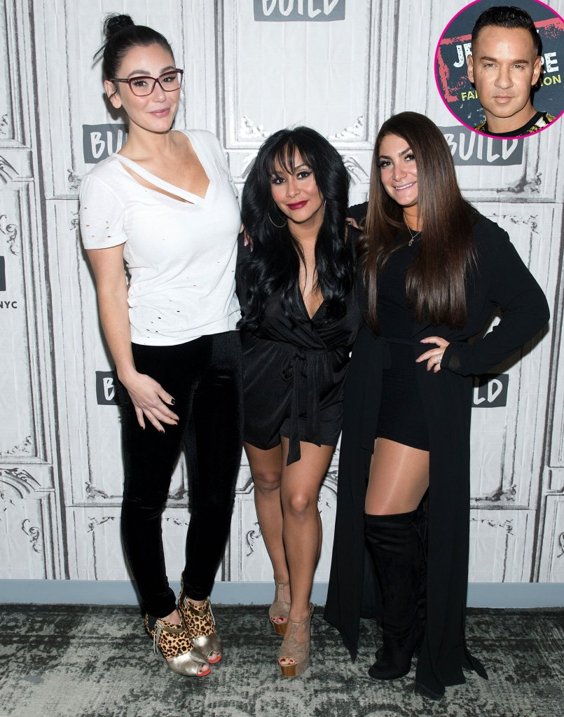 Jersey Shore Family Vacation Cast: Ronnie, JWoww, Snooki Visit Mike 'The Situation