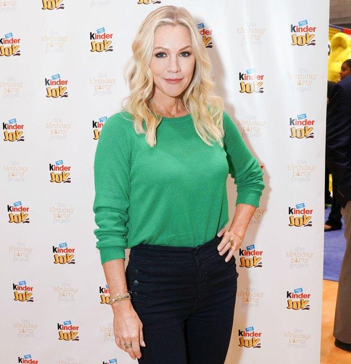 Jennie Garth Beverly Hills 90210 Guest Appearances