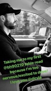 Jennie Garth Husband Drives BH90210 Table Read