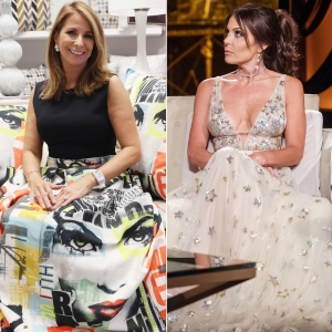 Jill Zarin On Bethenny Frankel 'Doesn't Have Time for Me'