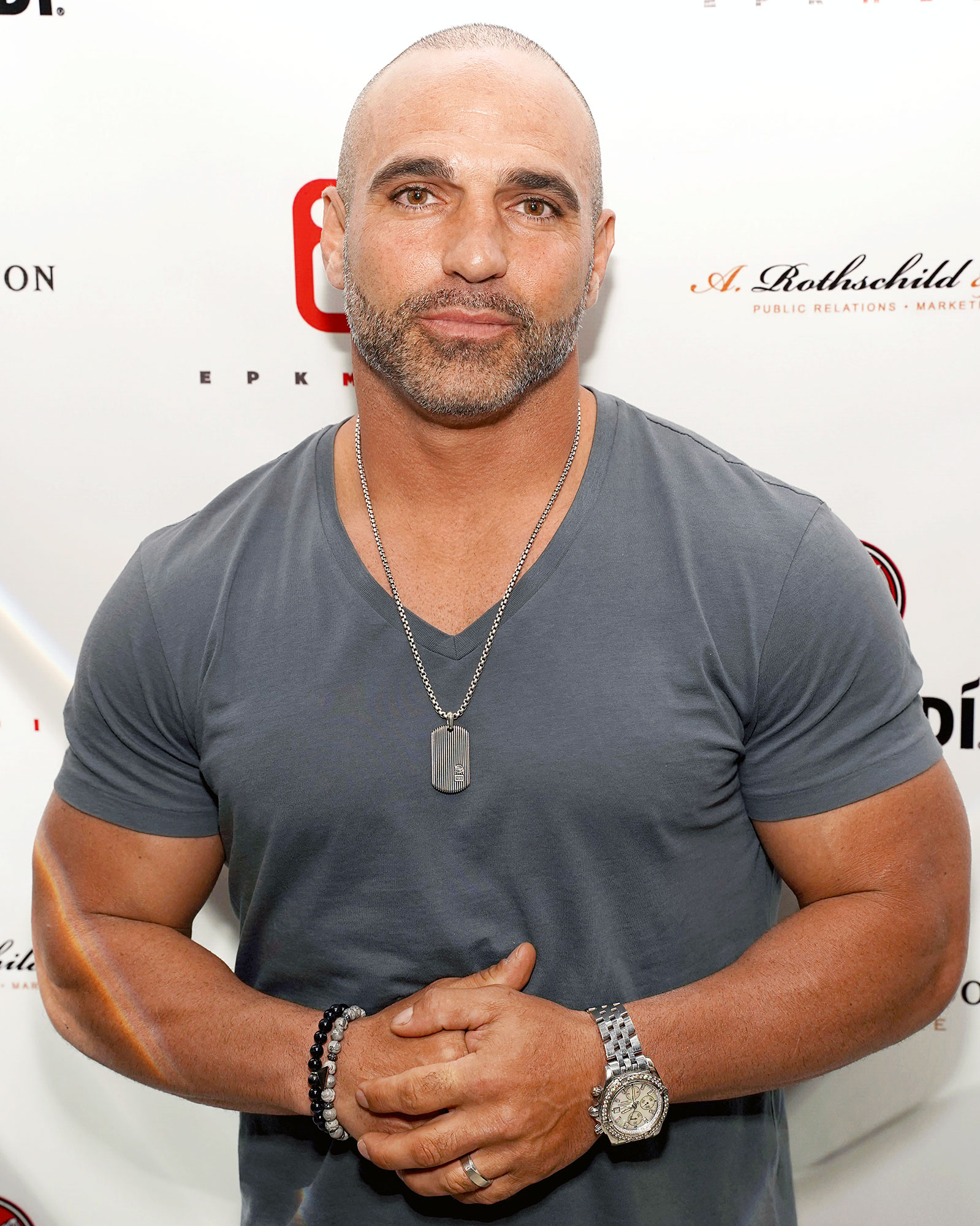 Joe Gorga Teresa Giudice Daughters Visit Joe Giudice ICE Custody Birthday