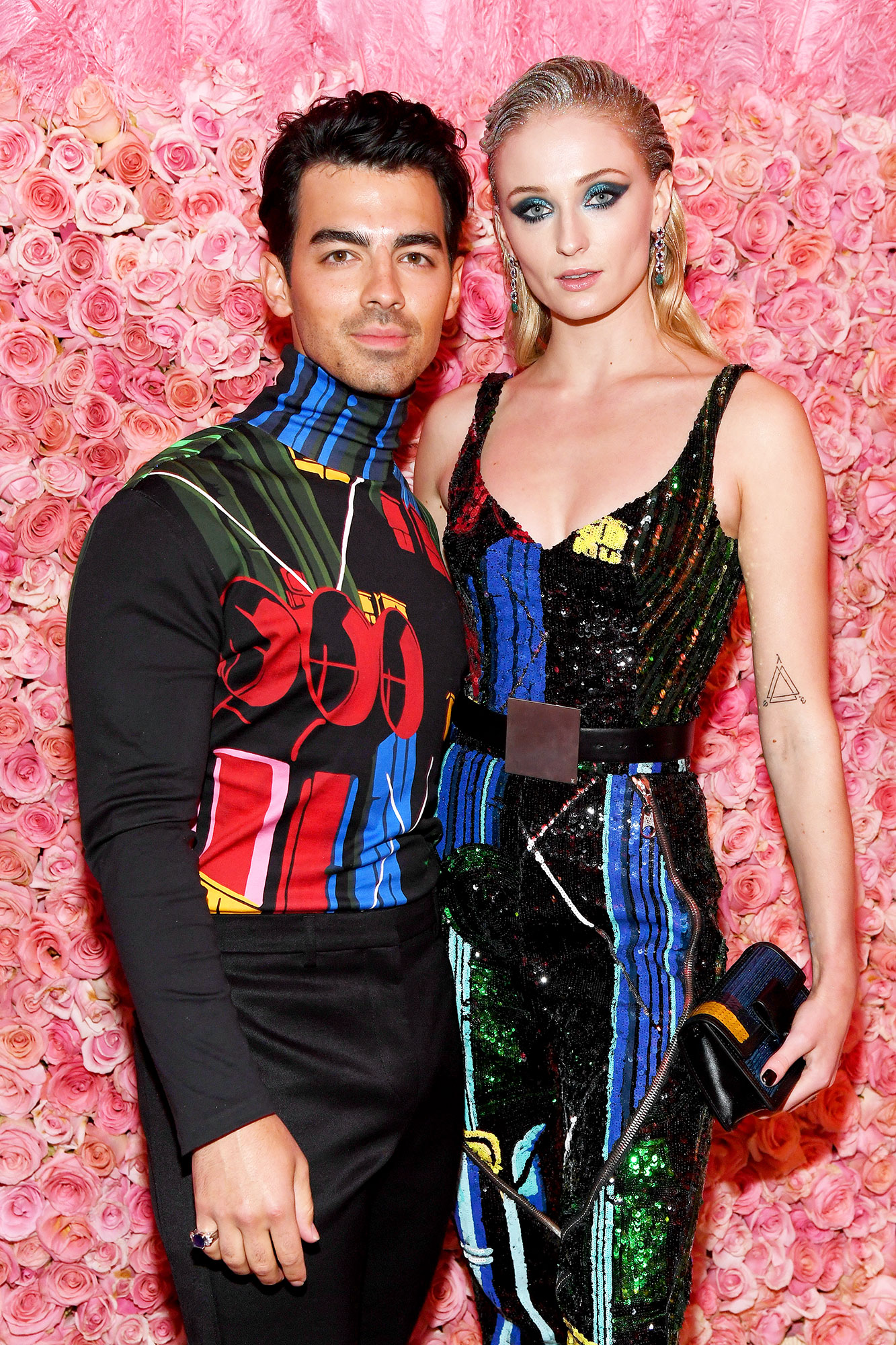 Joe Jonas and Sophie Turner Love Calling Each Other 'Husband' and 'Wife'