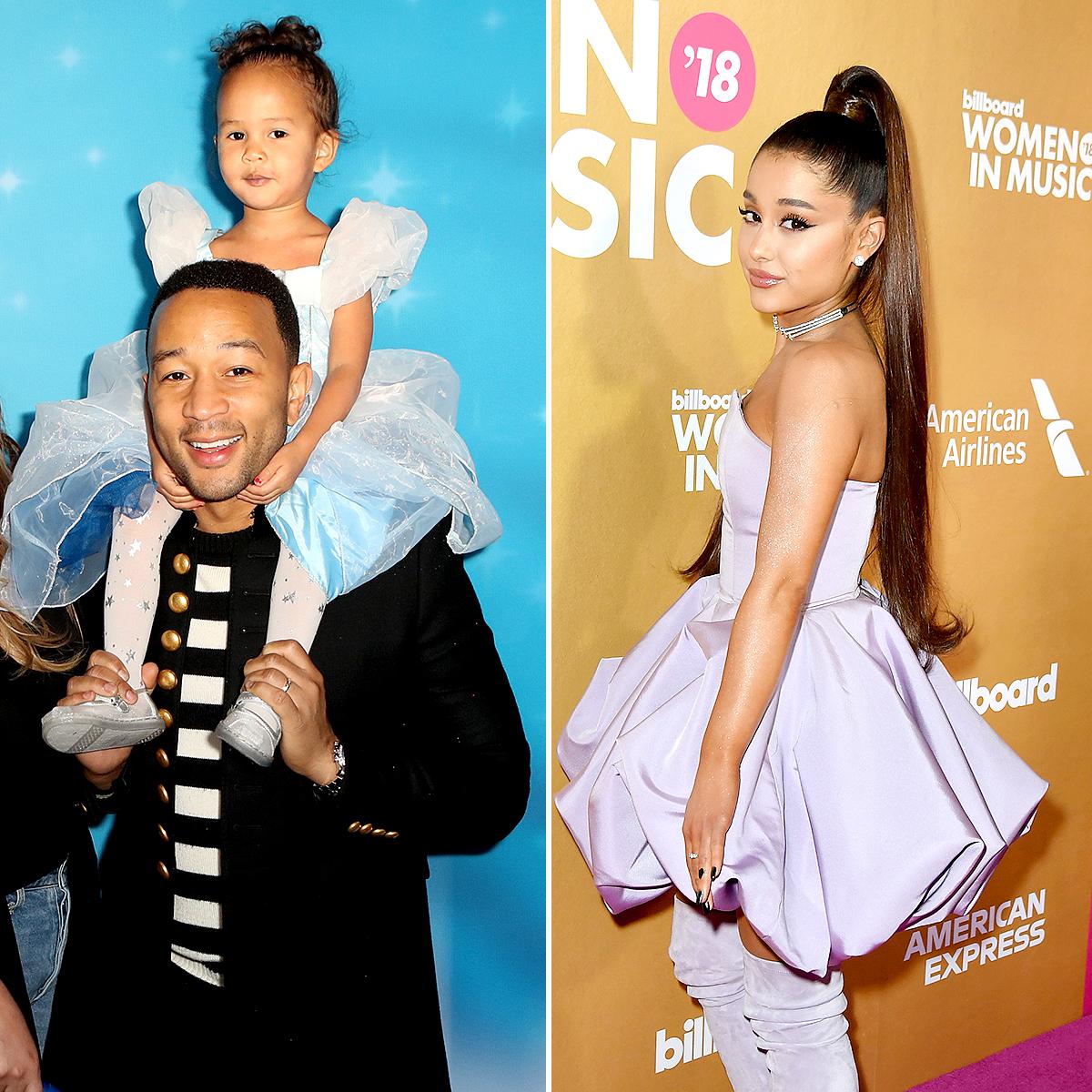 John-Legend's-Daughter-Luna-Praises-Ariana-Grande