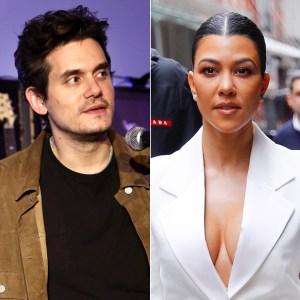 John Mayer Clears Up Kourtney Kardashian Dating Speculation