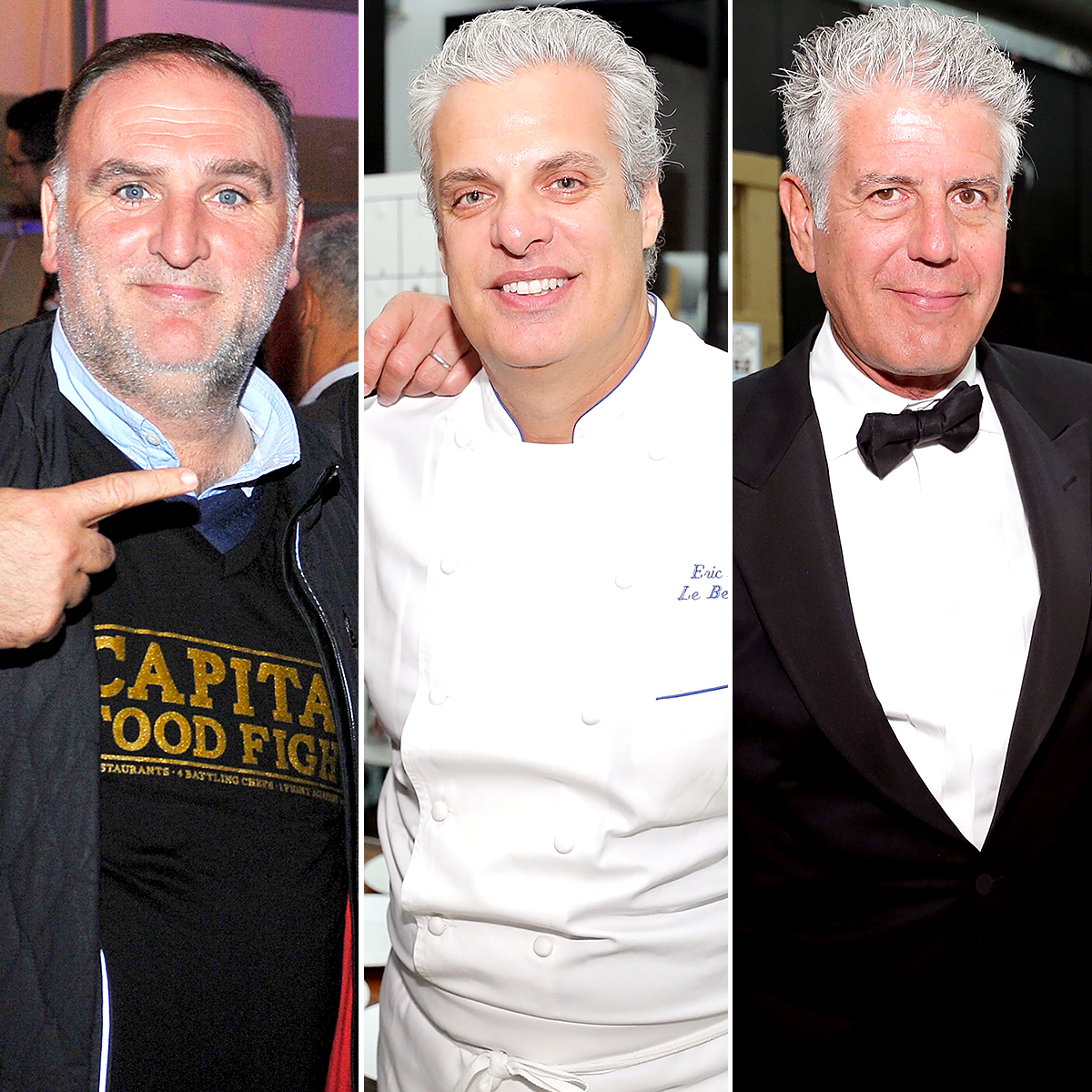 Jose-Andres,-Eric-Ripert-to-Honor-Late-Anthony-Bourdain-With-#BourdainDay